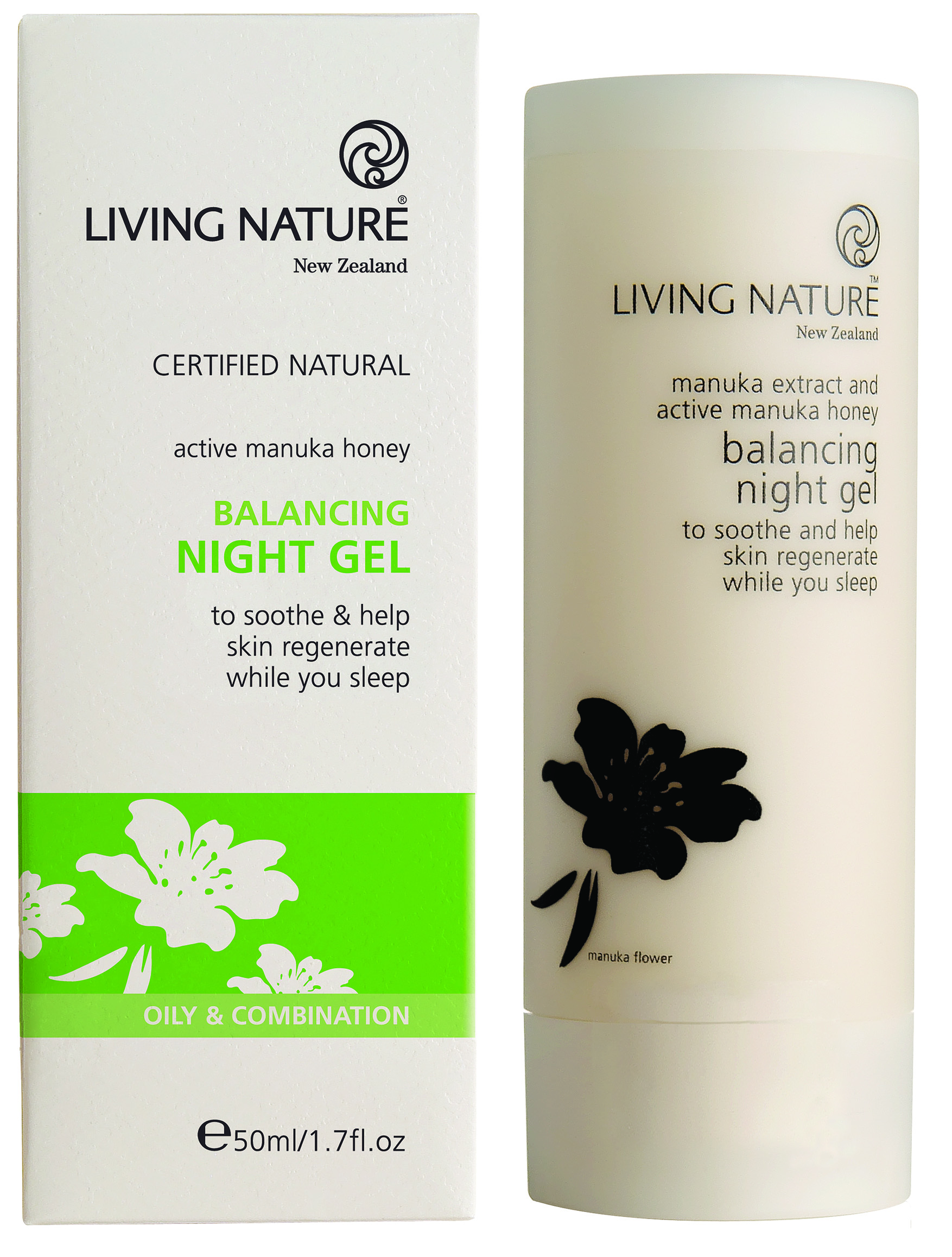 ACNE-Balancing Night Gel