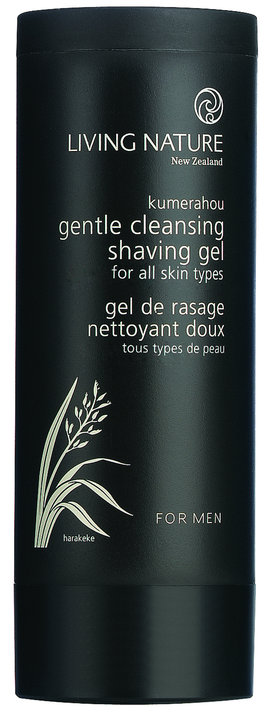 Mens Gentle Cleansing Shaving Gel